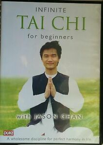 Tai Chi DVD For Beginners - Lessons with Jason Chan - Australian PAL Regions