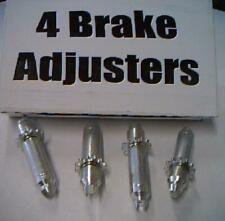 Four  brake shoe adjusters for Packard 1948 to 1956 -for your brake job,save $$$