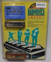 Instant Harmonica Pack Learn to Play NEW