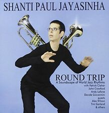 Shanti Paul Jayasinha - Round Trip [CD]