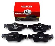 MINTEX REAR AXLE BRAKE PADS MERCEDES BENZ CLS E S MDB2587 (REAL IMAGE OF PART)