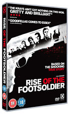 RISE OF THE FOOTSOLDIER - DVD - REGION 2 UK