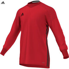 Maillots de football rouge adidas taille XXL
