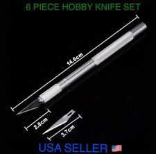 IPhone XS 11 Back Glass Broken Replace Repair Remove Knife W/6 Blade Cutter Tool