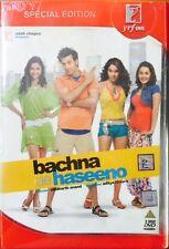 Bachna Ae Haseeno - Ranbir Kapoor, Deepika, Bipasha - Hindi Movie 2 DVD Special