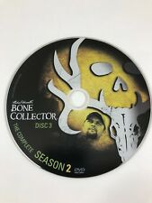 Bone Collector - Season 2 -Disc 3 Only - DVD Disc Only - Replacement Disc