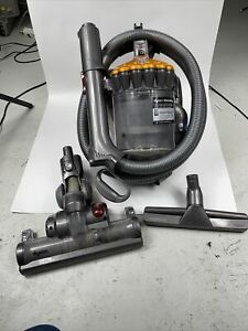 Dyson DC23 Turbinehead Canister Vacuum Cleaner Cleaned Orange