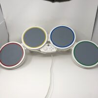 Wii Rock Band Wired Drum Set Head Harmonix 19092 Replacement Controller