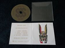 Rare Promo CD, SURRENDER ! - Volute, Fast Days, 4 Tracks EP CD 2012, La Bombe
