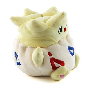 "Poke - TOGEPI 8"" Plush New (Pocket Monsters Togepy) Stuffed Plushie Doll"