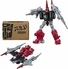 Transformers Generations Selects WFC-GS04 Powerdasher Cromar, War for Cybertron