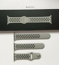 Genuine Apple Watch NIKE Sport Band SPRUCE FOG / VINTAGE LICHEN 44mm NEW BNIB
