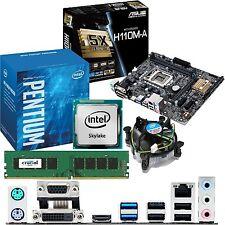 INTEL Pentium G4400 3.3Ghz & ASUS H110M-A & 4GB DDR4 2133 CRUCIAL Bundle