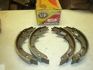 NORS 1960 1961 Ford Falcon Mercury Comet Rear Brake Shoes BS 2072 or BS 113