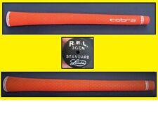 Lamkin R.E.L 3GEN Standard Grip - COBRA branded - Electric Orange - 60R - 52g