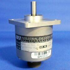 """BEI 3/8"""" SHAFT DIA. ENCODER, H25D-SS-180-ABZ-7406R-EM16"""