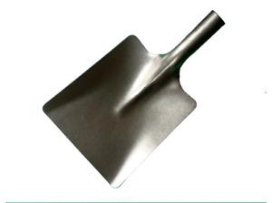 Cabilock Pala de Cabeza Cuadrada de Acero Al Carbono Paleta de Jardiner/ía Pala de Pala Pala para Acampar en Casa