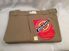 NEW Dickies Mens Uniform/work Pants  Size 40/29Color Khaki