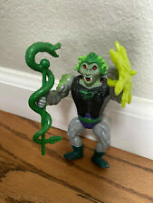 Motu Masters Of The Universe Snake Face He-man Action Figure 1987