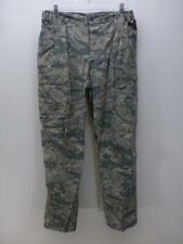 US Air Force Ulility Trouser Camouflage Cargo Pants camo mens sz 34 S x 31