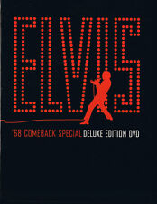 Elvis Presley DVD 68 Comeback Special Deluxe Edition 3 disc box set