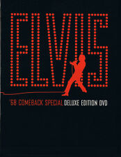 Elvis Presley '68 Comeback Special DELUXE EDITION 3 disc DVD box set