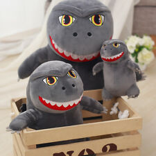 Plush Toy Cute Godzilla Birthday Present Pillow 12''