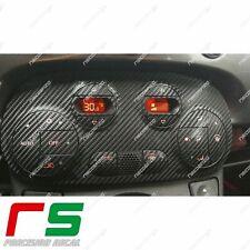 Fiat 500 595 595 abarth ADESIVI climatizzatore decal cover tuning carbonlook