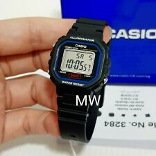 Casio Ladies Boys Kid's Sport Resin Band Digital Watch LA-20WH-1C