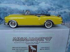 1/43  Mini Marque 43 US 50's No.1 Packard Caribbean Convertible 1953