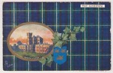 Moray postcard - Gordon Castle - The Gordon - Oilette 9401 - P/U 1907 (A801)