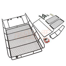 Xtra Speed Metal Cage Roof Luggage Tray Windows Guard For D110 Body #XS-59660