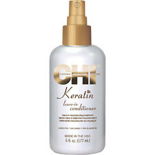 Chi Keratin Leave In Conditioner Leave In Reconstructing Treatment 6 oz