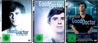 The Good Doctor: Complete Series 1-3 Season 1 2 3 (DVD, 44-Disc-Set) Region 1