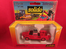 Solido - Hotchkiss H.6. 654 Fire Truck  St Topez  No.210 - 1.55 Scale - Nr Mint