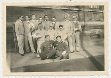 Foto verwundete Soldaten im Lazarett-Orden ISA  2.WK ( L329)