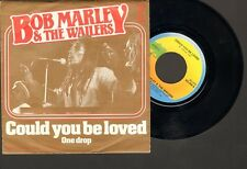 "BOB MARLEY Could You Be Loved 7"" SINGLE One Drop BOB MARLEY & and The WAILERS"