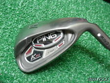 Nice Ping K15 Ti Face Pitching Wedge PW White Dot Graphite Stiff Flex