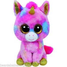 TY Beanie Boos Extra Large 26in (66cms) - Fantasia the XL Unicorn Multicoloured