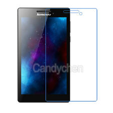 """3pcs LCD Screen Protector Film + Cloth For Lenovo Tab2 A7-20F/A7-10F 7"""" Tablet"""