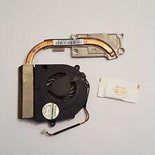 Lenovo g555 radiador ventiladores pasta térmica fan Cooler Heatsink at0bt0020a01