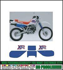 kit adesivi stickers compatibili xr 600 r 1992