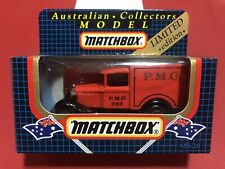 Matchbox Diecast Car Ford Model a Manx Cattery Mb38 1987 in