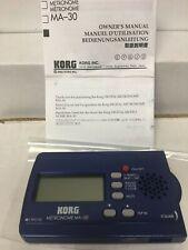 KORG Metronome Electronic TUNER