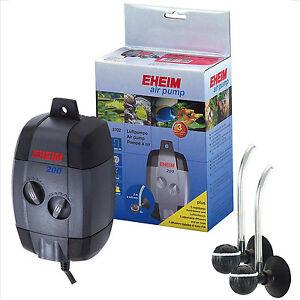 Eheim air pump 200 pump, Compresorde air Oxygenator aquarium,gambario