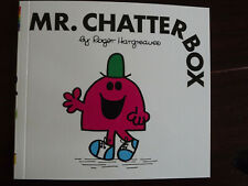 Mr Chatterbox by Roger Hargreaves  Paperback