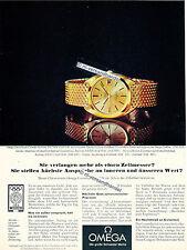 Omega-CONSTELLATION - 1967-pubblicità con loghi pubblicità-Genuine Advertising-NL-commercio di spedizione