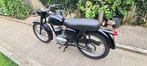 BSA BANTAM D7 MOTORCYCLE 175cc 1966