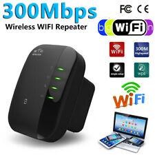 Wifi Repeater 300 Mbit / s Wireless Router Range Extender Signalverstärker WPS