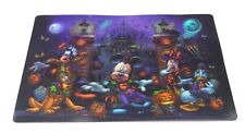 NEW Disney Parks Not So Scary Halloween Haunted Hatbox Placemat Mickey Mouse